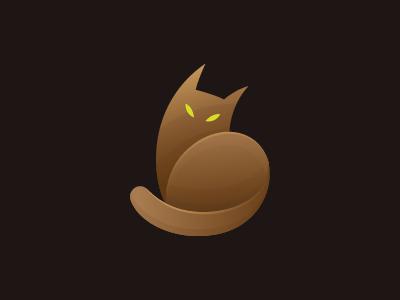 Cat Logo animal logo illustration pet cat