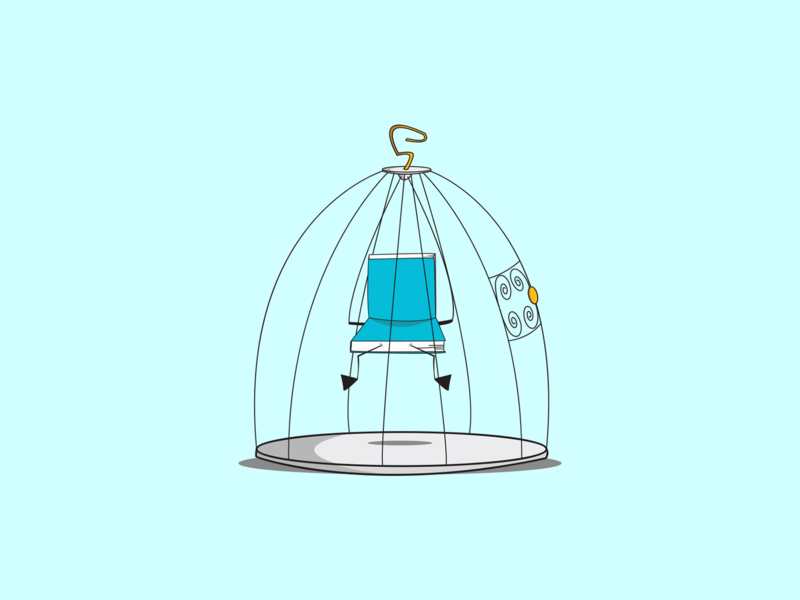 Read Freely fun cartoon design illustration