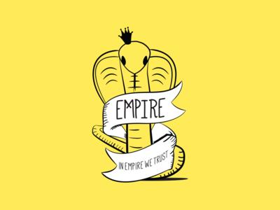 Empire Branding branding logo design vector art illustration