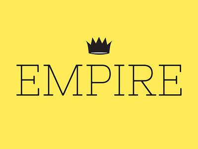 Empire ALT concept typgraphy logo illustration design branding