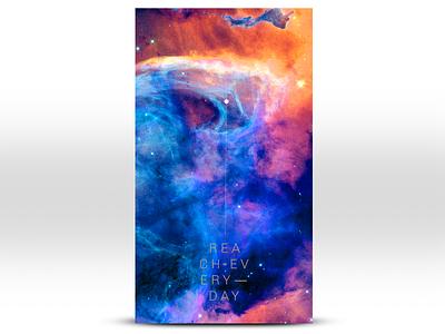 Adidas Alt Space Concept typography illustration design branding