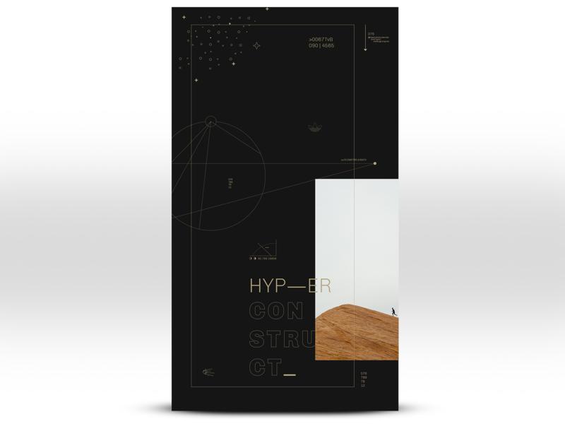 Adidas Alt Space Concept illustration typography design branding