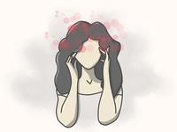 Pulsing headache