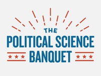 Political Science Banquet Branding