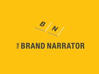 The Brand Narrator Logo