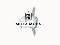 Mola Mola Logo Concept