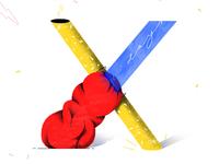 X ☻ 36 Days