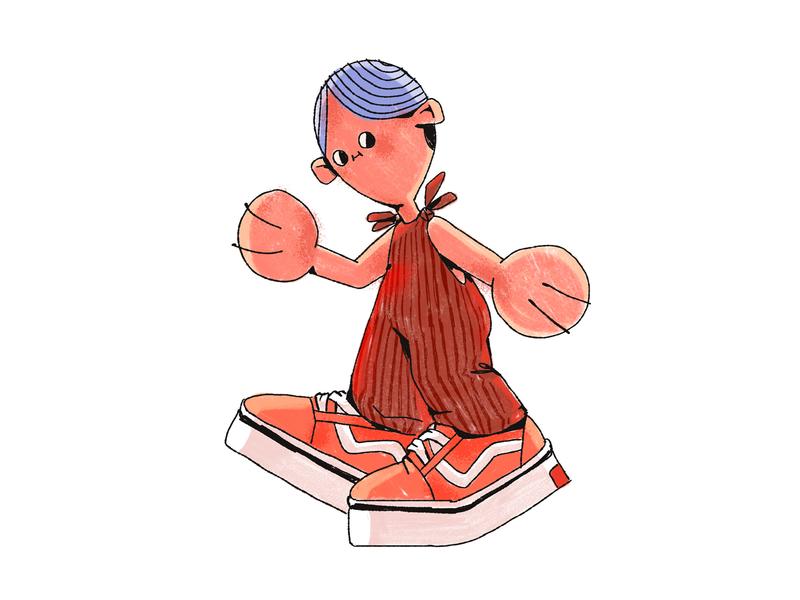 ✨NEW SHOES vol.2✨ shoes sneakers vans art digital character character design design illustration