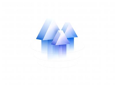 arrow increase icon app design ui arrow