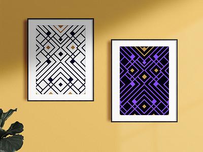 Poster Design | JS poster design poster branding and identity vector illustration branding branding agency design