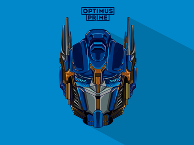 Optimus Prime | Vector Illustration