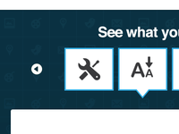Widget Feature Slider