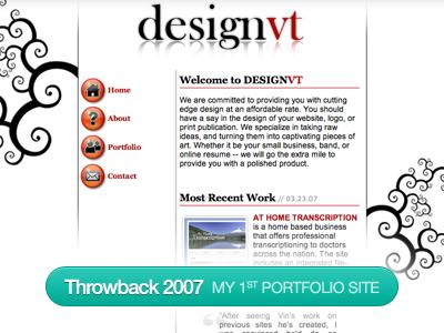 First Portfolio Site - REBOUND ME swirls glossy reflection 2.0 rebound portfolio red black