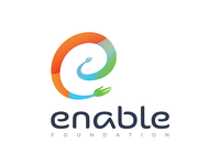 Logo for ENABLE Foundation