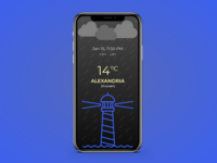 Daily UI - Weather