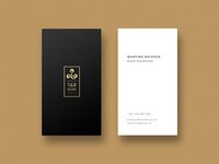 Tulip House  Hotel - Business Cards