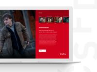 ČSFD / Czecho-Slovak Film Database (Concept)