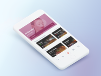 Smorder App – Redesign