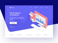 Norvest Analytics - Header Section
