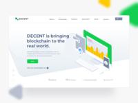 New DECENT Web Design