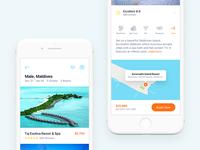 Travel Booking App - Hotel