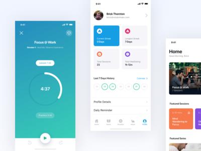 Concept iOS App