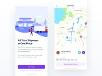 Shipment Track App