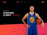 Stephen curry world