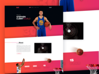 Stephen curry UI