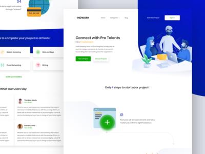 Freelancers hub platform