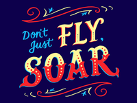 Don't Just Fly