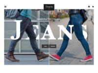 Main Banner for Tisarto Jean's Website
