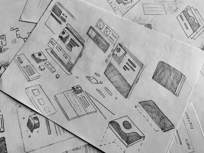 Drafts 01 wip ui design ui product design sketchbook sketches sketch drawing drafts draft mottor lpmotor