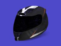 Quick Helmet Sketch