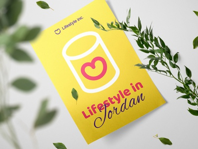 Lifestyle Inc vector illustration brand and identity motion graphics graphic design 3d animation ui identity branding branding identity brand logo design