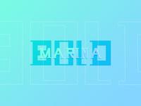 MARINA BOLD