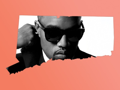 Kanyecticut state of rap kanye west connecticut rebound usa state