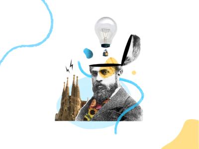 Akasha Barcelona Illustration