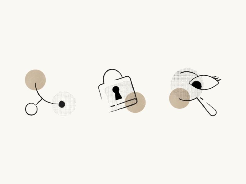 Vertbase - Icons icon color black draw design flat line illustrator adobe illustration