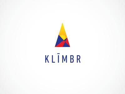 Klimbr logo concept