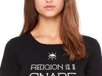 SOPHIC Religion SR t-shirt design