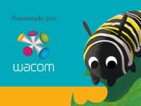 Wacom Illustration Webinar newsletter email design