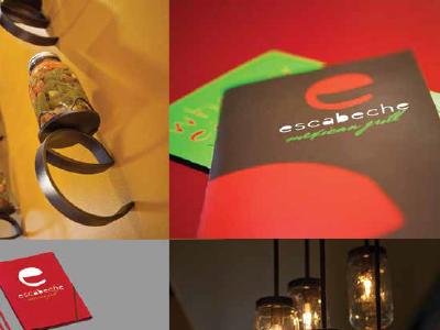 Escabeche Mexican Grill designs and interior
