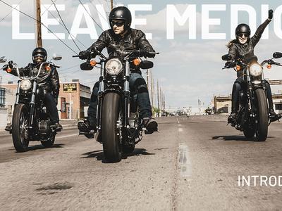 Harley-Davidson Banner