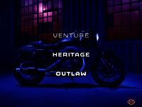 Harley-Davidson Lines