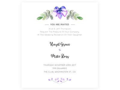 Wedding invites floral invitation vows wedding minimalist wedding templates card templates templates card design wedding cards