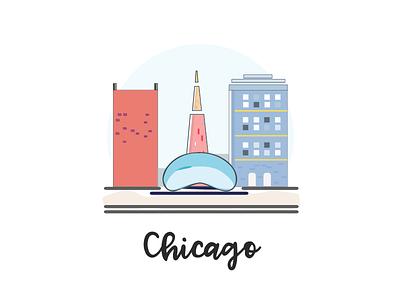 I have bean to Chicago ;) design inspiration series bean chicago visual design ui design