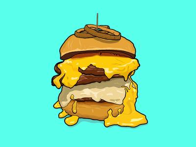 Where's cheese burger Eddy?