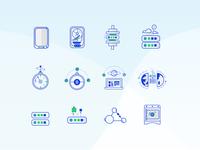 Server Iconography