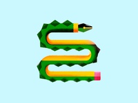 Snake Pen Tool